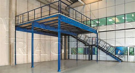 what is the mezzanine section used mezzanine warehouse rack company inc