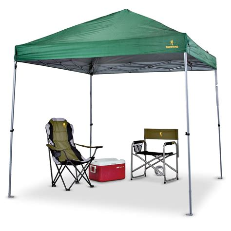 8x8 Canopy Browning 174 Equinox 8x8 Canopy 156440 Screens Canopies