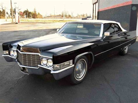 69 cadillac coupe for sale 1969 cadillac for sale classiccars cc 956467