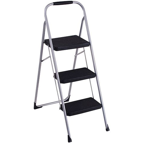 three step stool walmart cosco heavy duty 3 step stepstool walmart