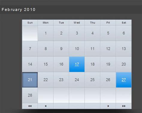 tutorial web calendar create calendar app using codeigniter 2 most amazing
