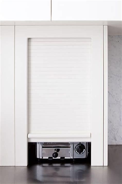 Roller Doors For Kitchen Cupboards by 9 Best Images About Roller Cupboards On Versos