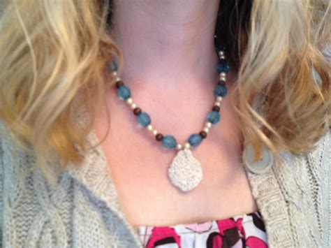 how to make jewelry with shells how to make a shell necklace from a vacation souvenir