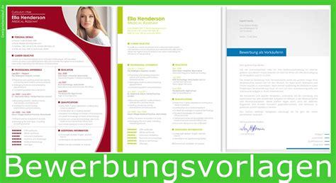bewerbung auf englisch mit cover letter und cv zum
