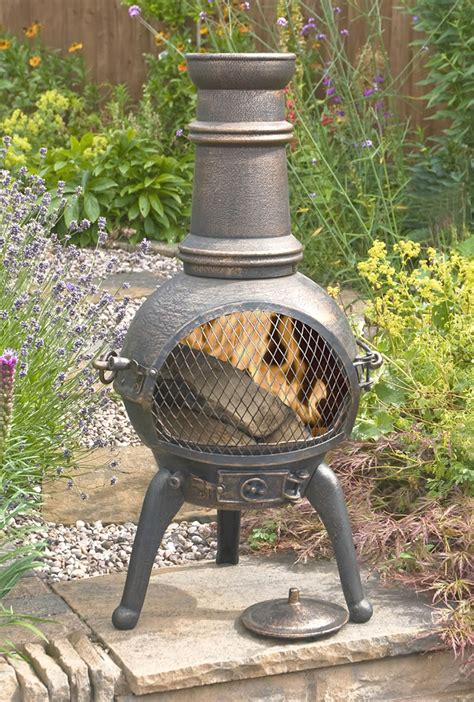 cast iron chiminea bunnings cmc casita grill cast iron chiminea 1 cast iron