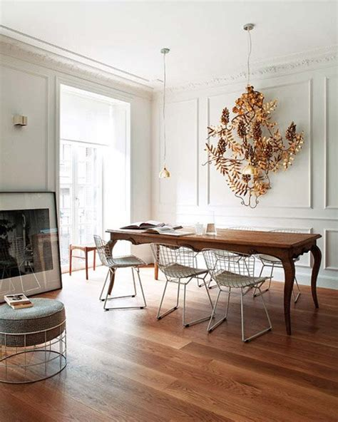 Cowhide Dining Room Chairs by Classico Amp Moderno Mix Perfetto Spazio Soluzioni