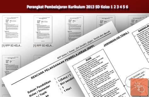 Ripal Sd Kelas 4 5 6 rpp dan silabus perangkat pembelajaran kurikulum 2013 sd