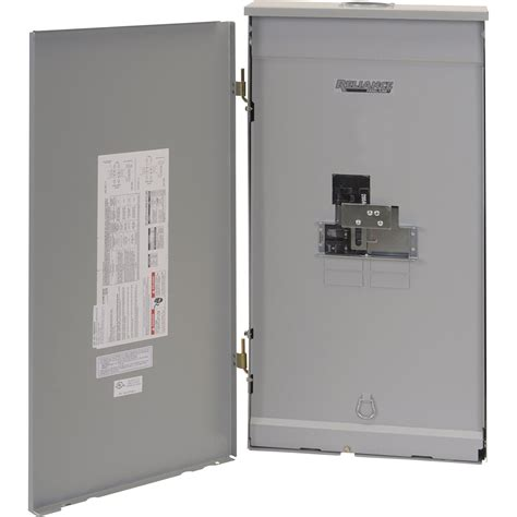reliance whole house hardwire generator transfer switch