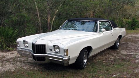 Pontiac Grand Prix 1972 by 1972 Pontiac Grand Prix Model J W16 Kissimmee 2012