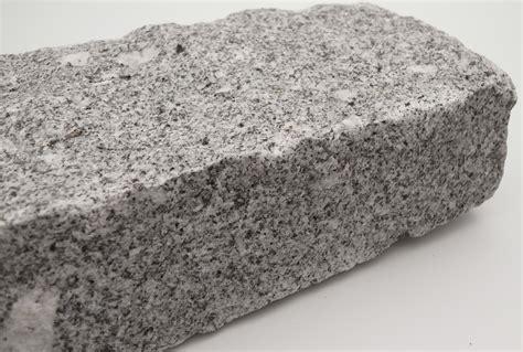 Where Was Granite Grey Made - grey granite setts in cropped finish per m2