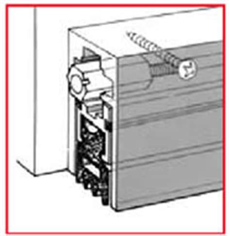 barre de seuil 369 barre d obturation automatique