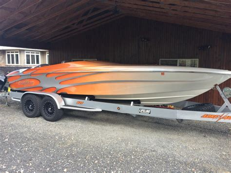 adrenaline boats my new to me v24