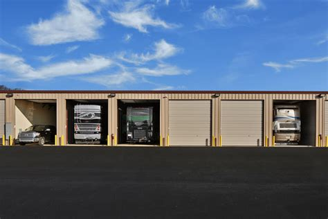 boat and rv storage facilities storage building front view a class rv boat storage
