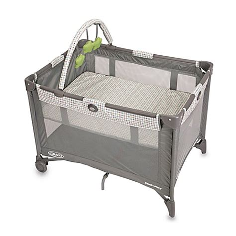 pack and play bed buy graco 174 pack n play 174 playard with automatic folding