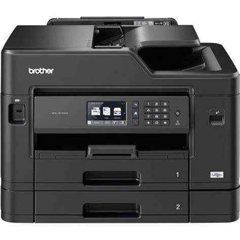 Printer Inkjet Ukuran A3 mfcj5730dw a4 colour multifunction inkjet a3 printer officemax nz