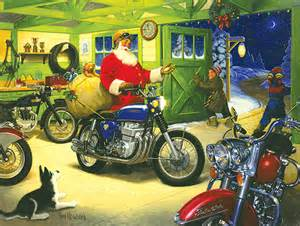 christmas motorcycle pictures cyclefish com