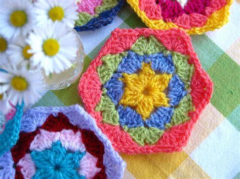pattern crochet hexagon bunny mummy crochet hexagon tutorial part one