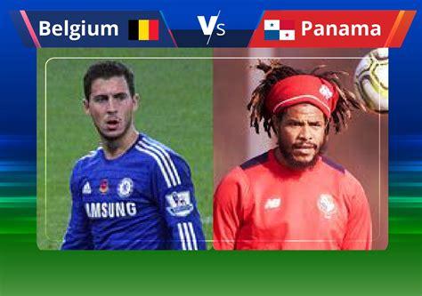 belgium vs panama belgium vs panama live football score updates fifa