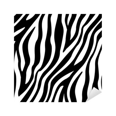 zebra pattern png zebra stripes seamless pattern sticker pixerstick