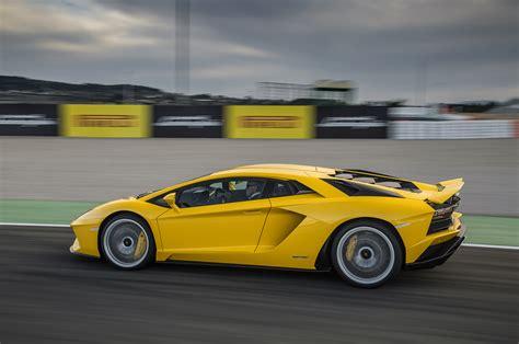 Lamborghini Aventador Top Drive 2017 Lamborghini Aventador S Automobile