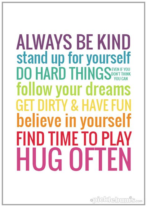 printable quotes to live by how to use kid wall art to decorate a room free