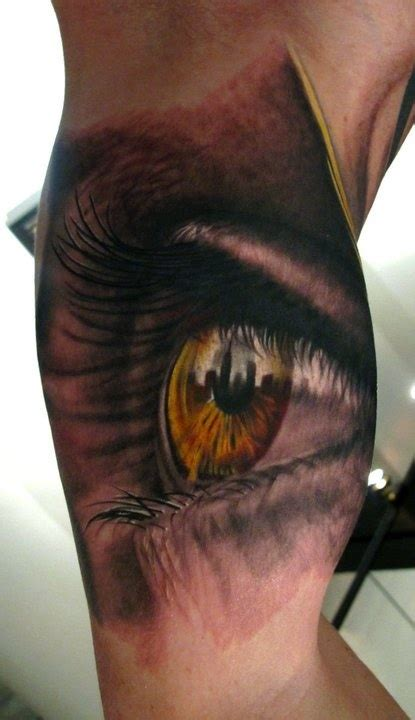 tattoo eye bbc gorgeous hyper realistic eye tattoo by stefano alcantara