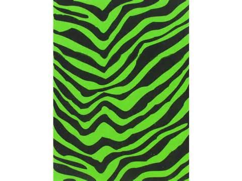 Lime Green Zebra Rug by Funky Foam 9 Quot X 12 Quot Lime Green Zebra Foam Sheet 2mm