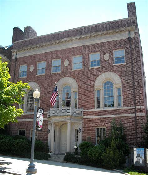 Woodrow Wilson House Washington D C