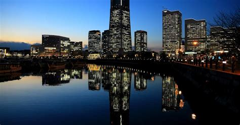 imagenes ciudades japon yokohama jap 243 n paisajes de ciudades fotos e im 225 genes