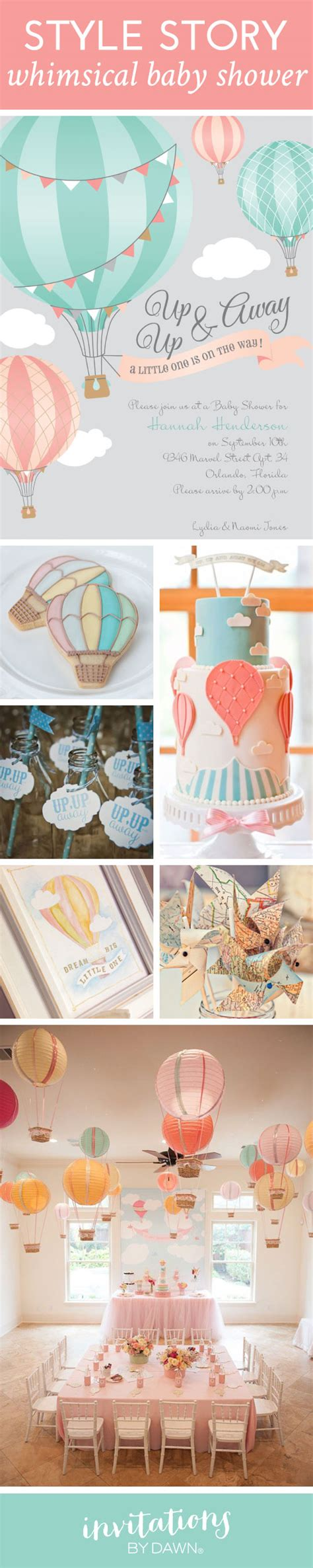 story of a girl themes 3 baby shower looks you ll love