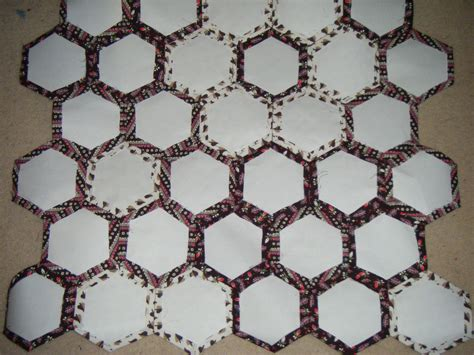 Hexagon Patchwork - zo 235 hexagon patchwork cushion sew make believe