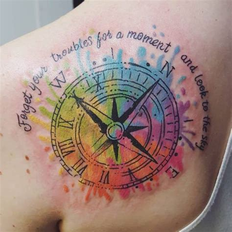 watercolor tattoos on darker skin why you should or shouldn t get a watercolor
