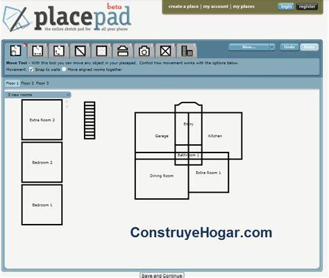 Online Floor Planer aplicaciones online para hacer planos de casas gratis