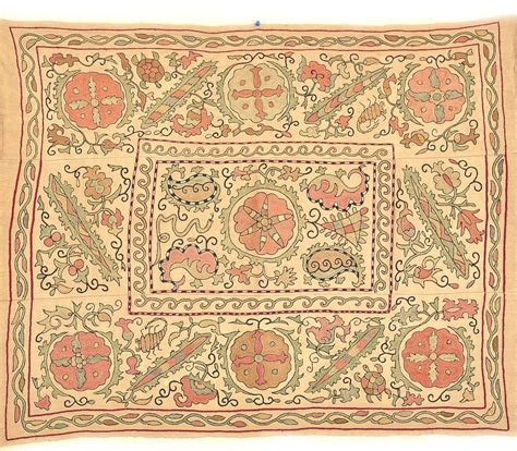 uzbek suzani embroidered textile used as throw wall hanging or wall art suzani throw alesouk grand bazaar