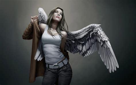 wallpaper girl angel angel wallpaper