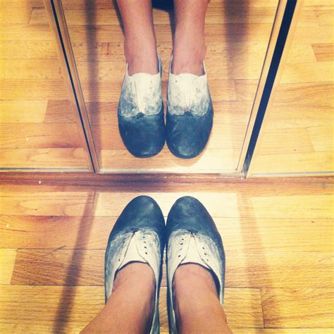 Hotpants Ombre diy ombre shoes do the hotpants