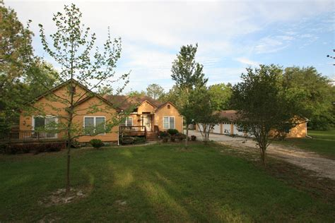 country home on 10 acres in live oak fl united