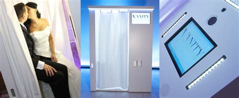 Vanity Photo Booths by Dallas Vanity Photo Booth Rental 187 The Cool Booth