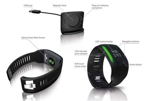 Adidas Tracking Made adidas micoach fit smart fitness tracker announced gadgetsin