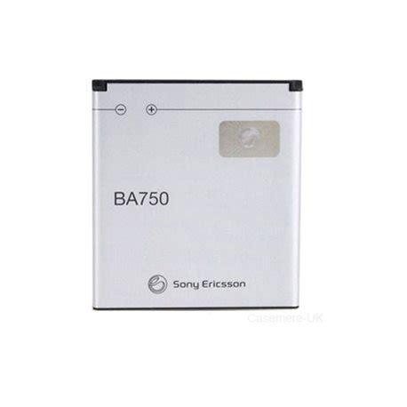 Battery Sony Ericsson Ba750 Ori 99 battery xperia arc ba750 sony original bulk megatel