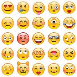 Stock Illustration Of Set Of Set Of Emoticons Set Of Emoji Stock Vector 518683136 Istock
