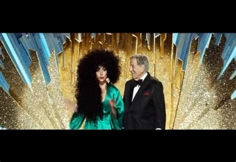 2014 h m holiday commercial with lady gaga tony bennett h m noses ahead in christmas glitter stakes thanks to lady