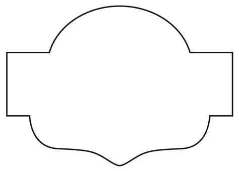 Png Outline Shapes by Photoshopforums How Do I Re Create This Outline Shield