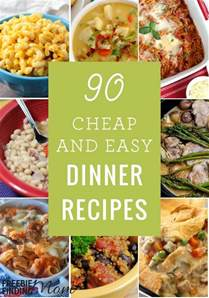 90 cheap quick easy dinner recipes quick vegetarian