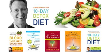 Dr Dan Detox by 10 Day Detox Diet Hyman Md