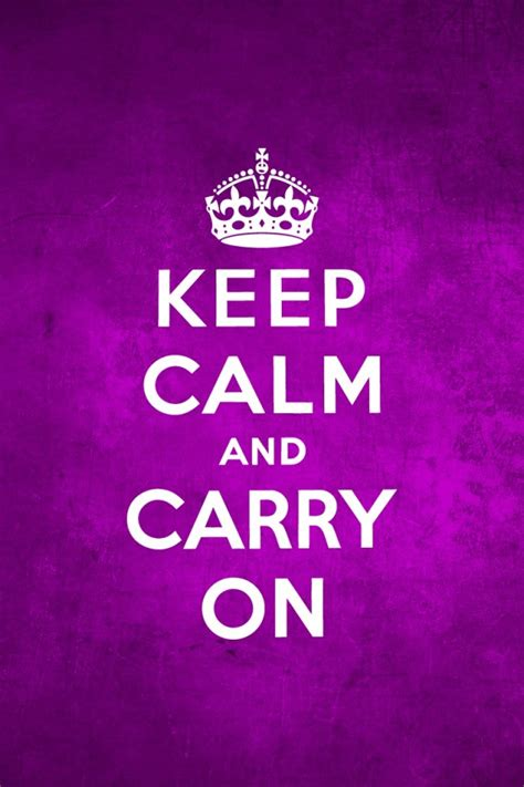 wallpaper for iphone 5 keep calm 640x960 keep calm and carry on purple iphone 4 wallpaper