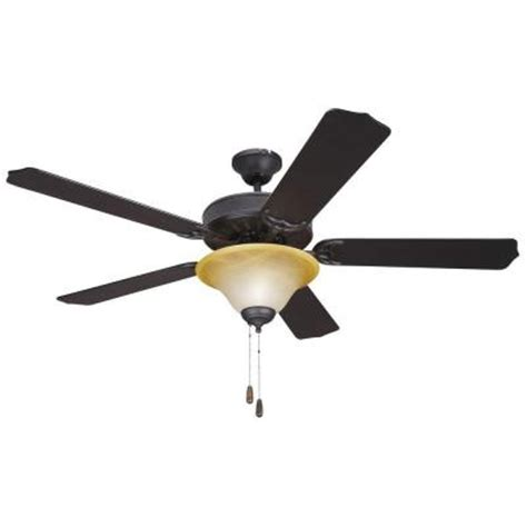 yosemite home decor 52 in indoor bronze ceiling fan with