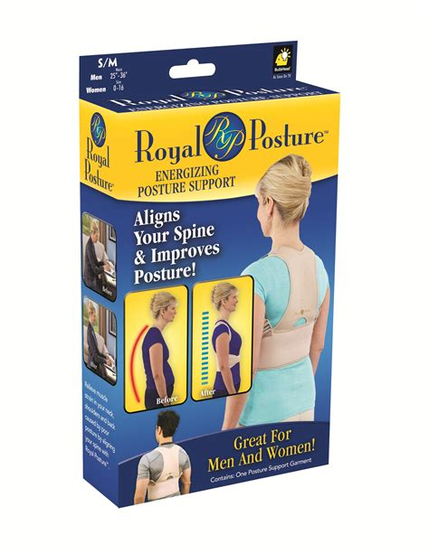 Cushion Supports As Seen On Tv by As Seen On Tv Royal Posture S M Posture Support Appliances As Seen On Tv