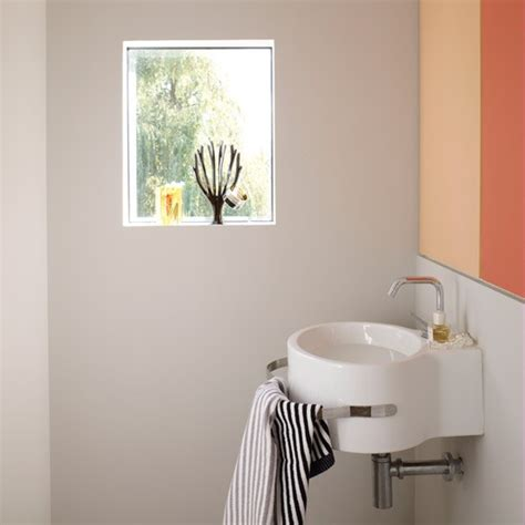 Ideas For Compact Cloakroom Design Small Wc Decorating Ideas Cloakroom Splashback Ideas