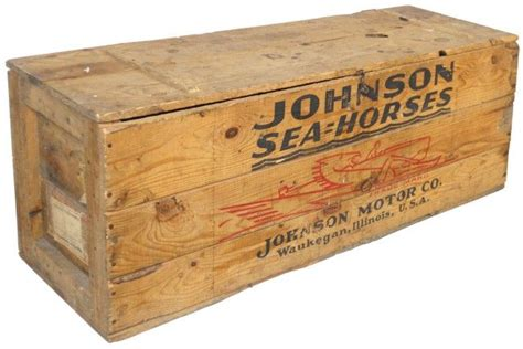 shipping boat motor 1014 boat outboard motor shipping crate johnson sea h